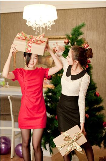 크리스마스 선물, 여자친구한테 칭찬 받으려면?