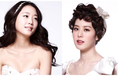 사랑스러운 예비 봄 신부, 더 아름다워지는 비결이?