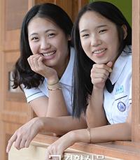 오늘의 인물 박지현·한수지 양'