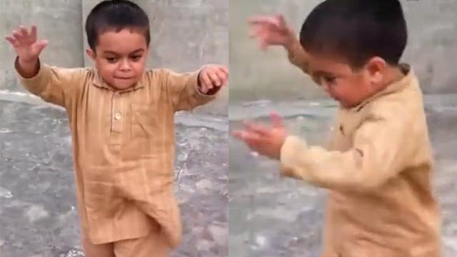 춤 한번 제대로 배운 꼬마