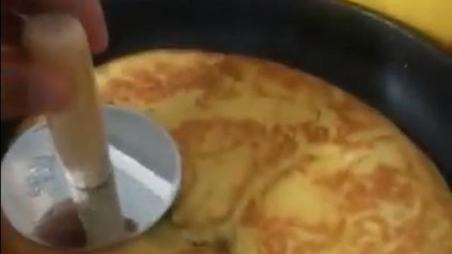 게으름이 만든 특별한 호떡
