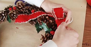 파티를 즐기는 크리스마스 테이블 연출법 [생생정보통 플러스] 20141222 KBS