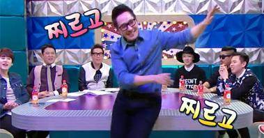 김풍의 반전 노래, 댄스 실력! [라디오 스타] 20150401