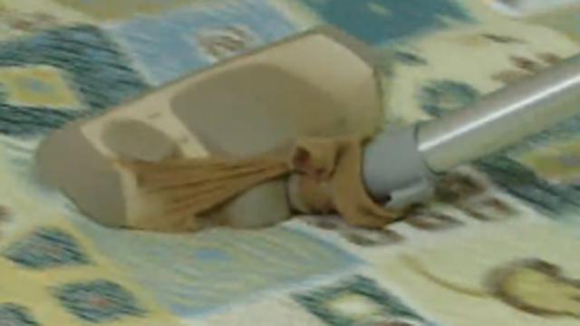 침구류 청소법 이런 방법이. .