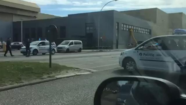 도로에 경찰들 대기한 이유가. .