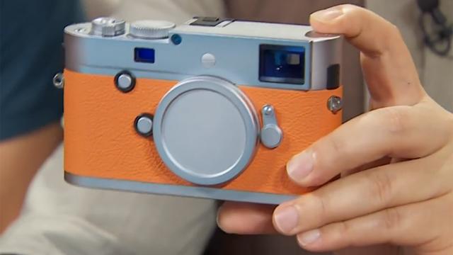 남자의 장난감 3800만 원 카메라