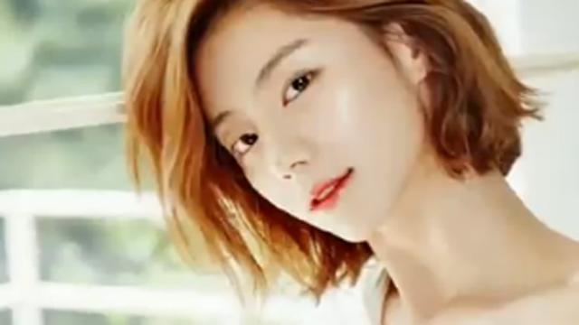 박수진 결혼 후 첫 화보 공개