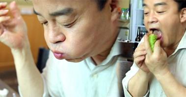 """백종원, 역대급 돼지불고기 먹방 """"맛있겠쥬?"""" [백종원의 3대 천왕] 1회 20150828"""