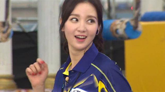 장우혁과 장멍 훈훈 커플 댄스