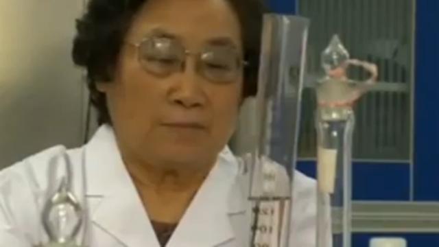과학 노벨상 받은 85세 할머니