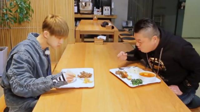 그 유명하다는 YG 구내식당 먹방