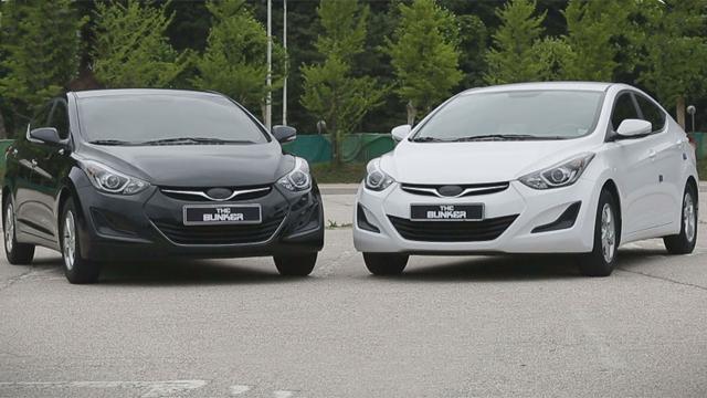 흰색 vs 검은색 차의 온도 차이
