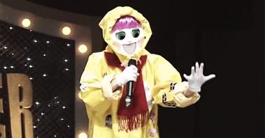 '하늘에서 비가 내려와요 우비소녀' 정체 공개! [복면가왕] 82회 20161023