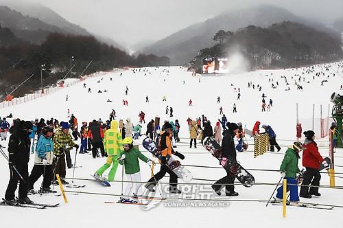 [정보]무주덕유산리조트, 스키 시즌권 판매