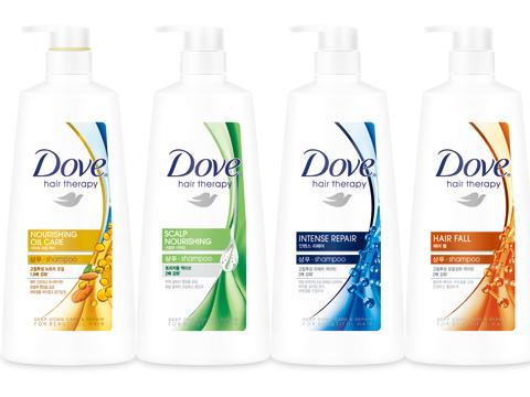 도브, 손상모발 전문 브랜드로 변신.. 더 강해진 리뉴얼 제품 출시도브, 손상모발 전문 브랜드로 변신.. 더 강해진