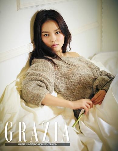 김윤혜 신비 소녀? 스물셋 평범한 소녀랍니다