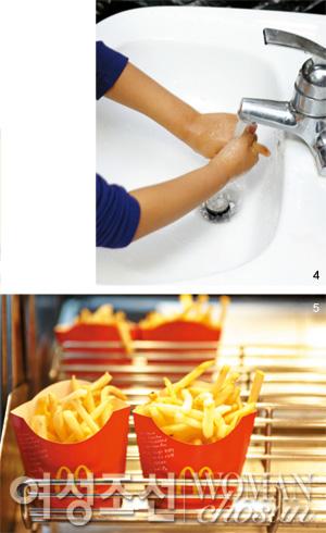 엄마들이 깜짝 놀란 햄버거 맥도날드