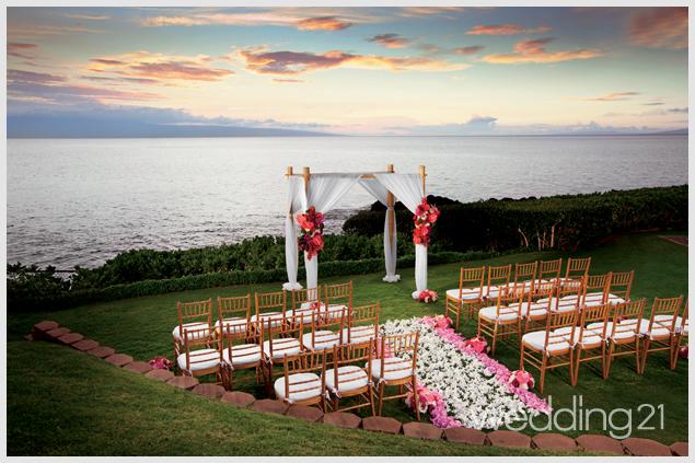 [허니문] 허니문의 천국 하와이, 쉐라톤 마우이 리조트