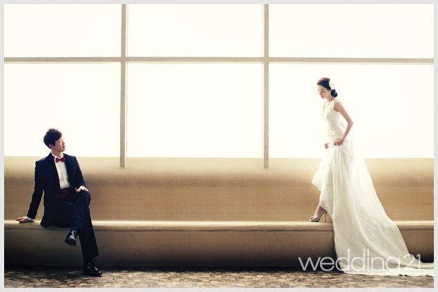 [스타웨딩] 야구 선수 박성훈의 웨딩 스토리
