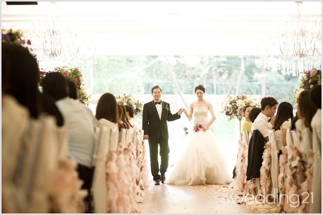 그때 그 시절의 결혼식, 명월관에서 하우스 웨딩까지