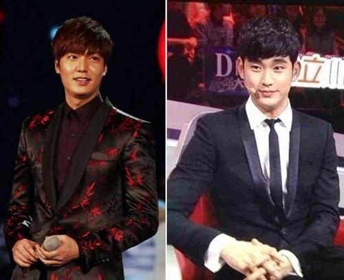 이민호 김수현, 중국을 사로잡은 두 남자의 헤어스타일은?