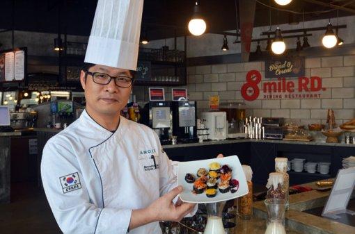 동대문 '에잇마일로드(8mile RD)', 브런치 뷔페 레스토랑으로 새 단장