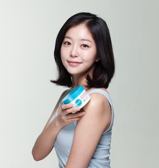 '감격시대' 소소, 화장품 모델 발탁