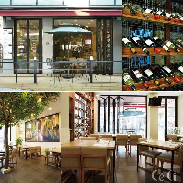 스타가 운영하는 레스토랑-주노 푸드 타운