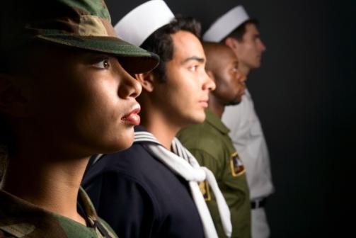 美 직장 못 구해 군대간다..직장 못 구해 군입대 자원하는 직업군인 큰 폭 증가
