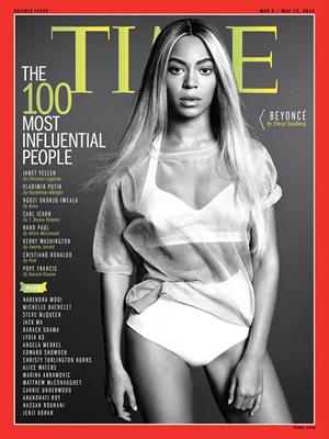 타임 선정 '가장 영향력 있는 100인'에 오른 여성은?..
