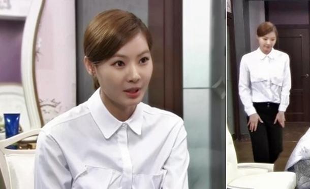 '천상여자' 윤소이, 세련미 넘치는 블랙&화이트에 '리본'을 더하면?