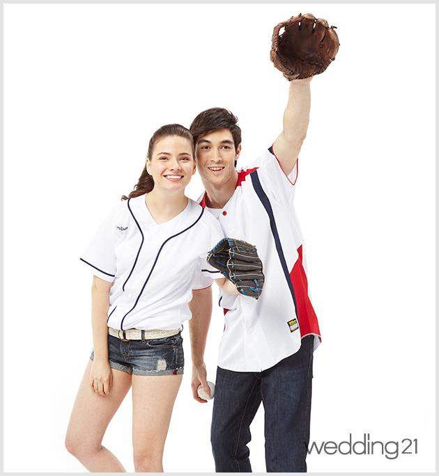야구보다 더 멋진 그 남자, 그 여자의 스타일링