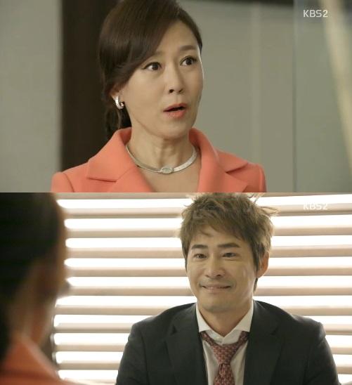 '빅맨' 무서운 엄마 차화연, 강지환 심장 노렸다