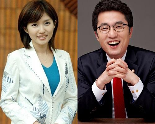 김경란, 새누리당 김상민 의원과 내년 1월 결혼