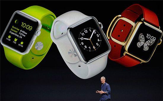 애플 스마트워치 '애플워치' 이르면 내년 3월 출시 예정