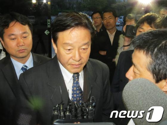 '제수 성추행 혐의' 김형태 전 새누리당 의원 집행유예 2년