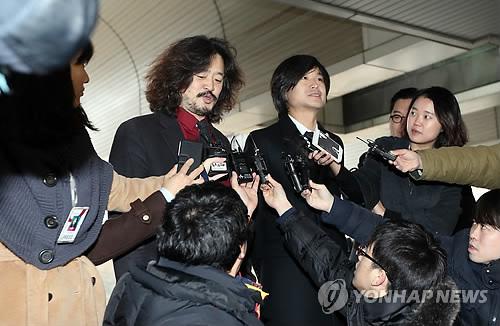 '나꼼수' 주진우·김어준 항소심도 무죄(종합)
