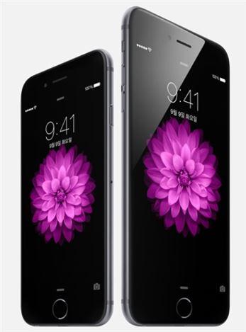 애플, 美·中서 아이폰6 플러스 인기..마진↑