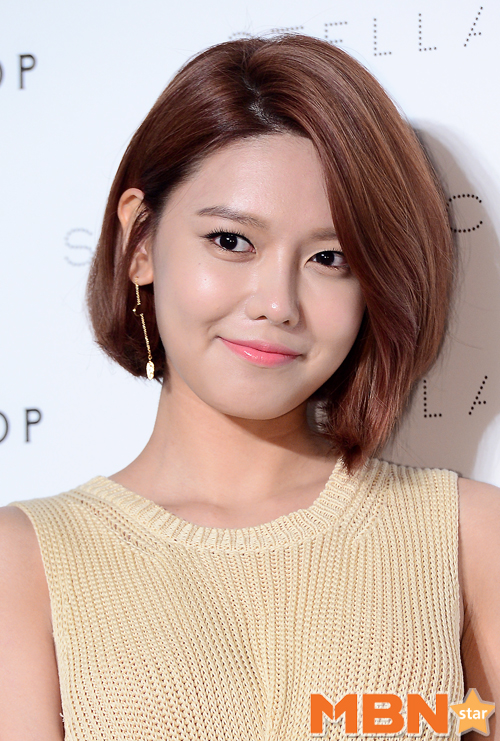 Sooyoung Short Hair Celebrity Photos Onehallyu