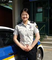 오늘의 인물 '김은지 순경'