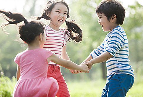 친구가 많은 아이로 키우는 3가지