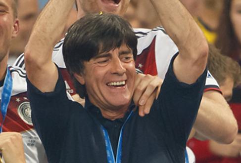 뢰브, 독일과 2년 연장..유로 2016 맡는다