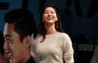 [포토엔]스크린 데뷔 장윤주 '새색시의 과감한 시스루 의상'