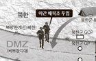 북한 특수부대 DMZ 야간매복 급증 .. GP 습격 노리나