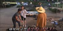 김하늘의 도전작, 감자옹심이! 과연 그 맛은? 20150703