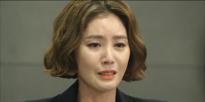 """11회, 김성령 기자회견서 눈물 """"다 내 잘못이다!"""" 20150418"""