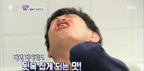 이경규, 예림이가 만든 샐러드에 뒷목 잡고 눈물? 5회 20150418