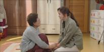 김정은, 김지영에 마지막 인사...시댁 식구들과 눈물의 이별 20150704
