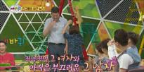 신봉선, 섹시댄스 추며 서장훈에 돌진! 20150703