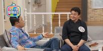 김구라, 티격태격 백종원과 호흡 눈길 - 마이 리틀 텔레비전 20150425